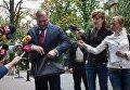 Михаил Добкин прибыл в Генеральную прокуратуру