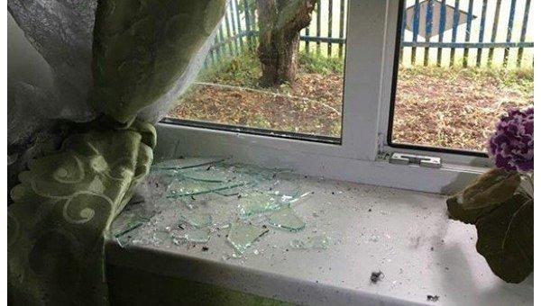 В Донецкой области в жилой дом бросили гранату, погибла женщина