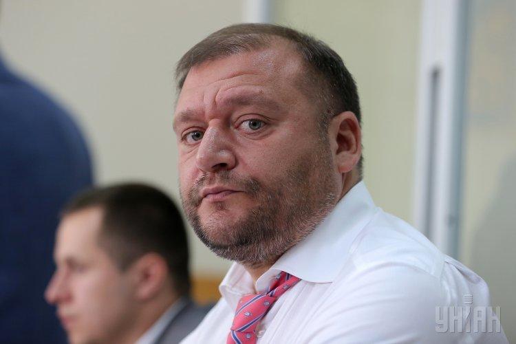 Михаил Добкин в суде