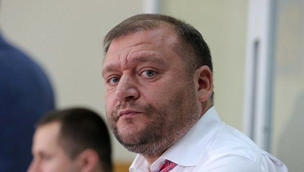 Михаил Добкин в суде. Архивное фото