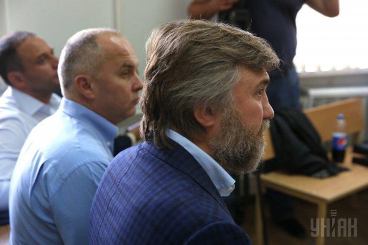 Суд избирает меру пресечения Михаилу Добкину