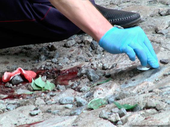 История одного преступления в Харькове