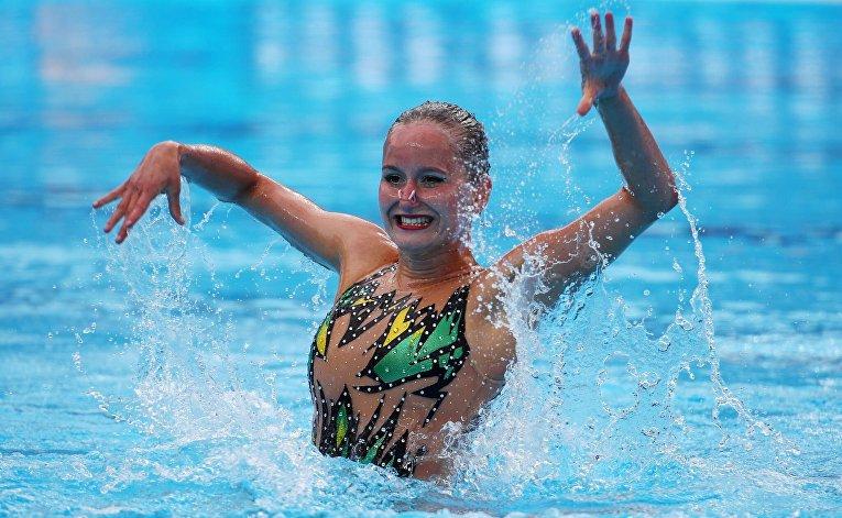Сложные эмоции участников чемпионата по водным видам спорта в Будапеште