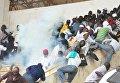 В Дакаре обрушилась стена стадиона
