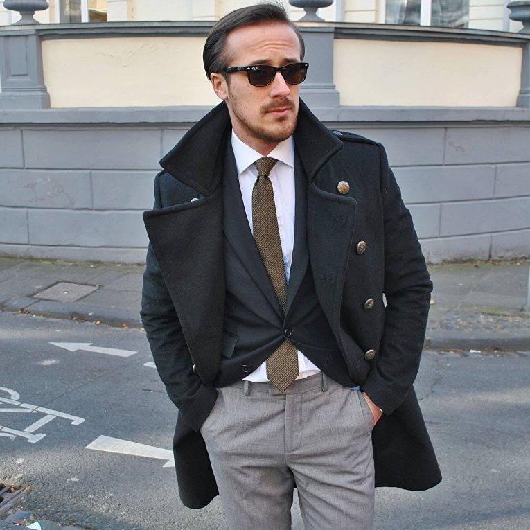 Блогер Иоганнес Лашет