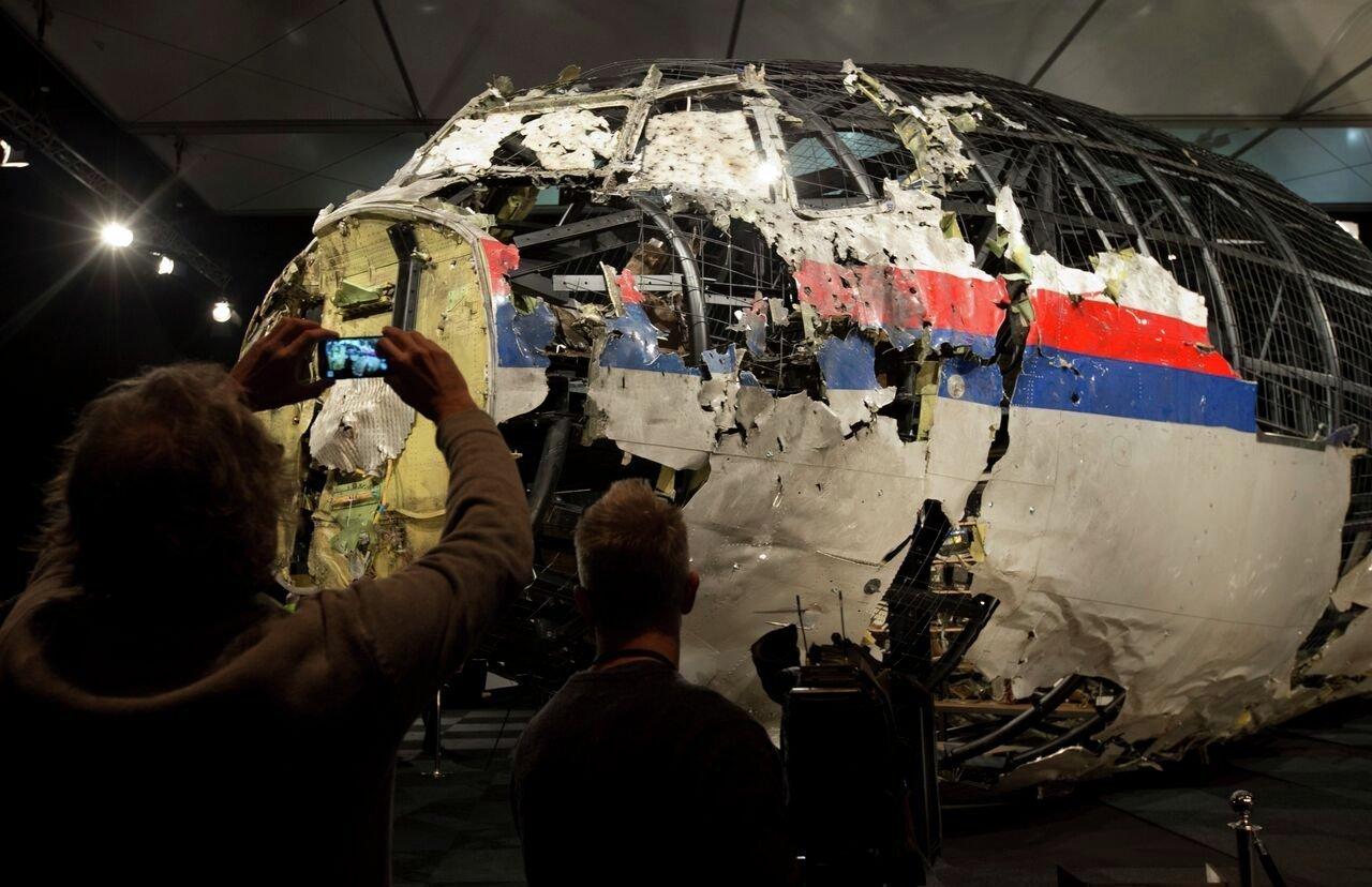 Генпрокуратура ДНР остановила расследование катастрофы рейса MH17