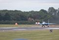 Появилось видео выступления украинских летчиков на авиашоу в Британии. Видео
