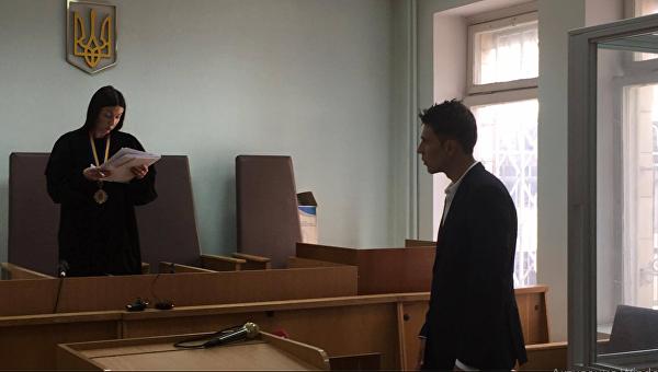 Пранкер Седюк извинился перед Джамалой взале суда