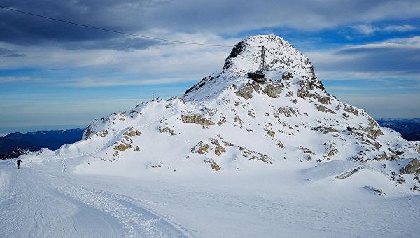 Альпы. Архивное фото