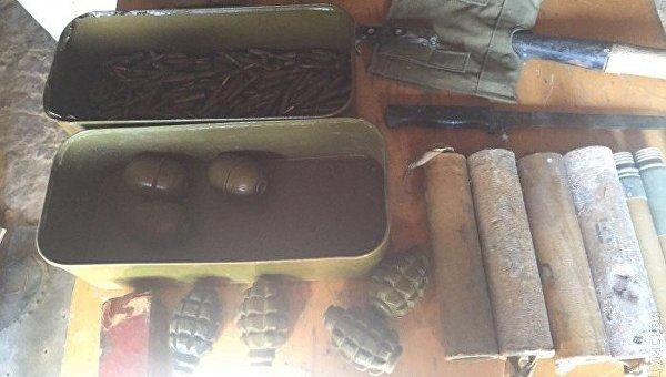 Гибель подростка. Изъятые боеприпасы в Одессе