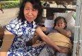 Китаец 20 лет переодевался в женщину ради своей матери