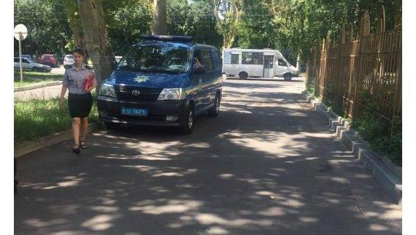 В Одессе неизвестные напали на судью Хозяйственного суда