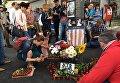 Год без Павла – акция в Киеве к годовщине убийства Павла Шеремета