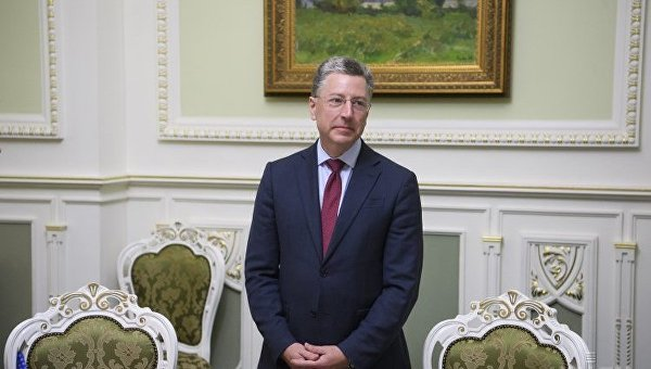 Спецпредставитель США счел ситуацию вДонбассе «горячей войной»