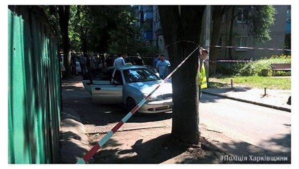 ВХарькове зарезали таксиста
