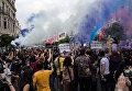 Марш женской солидарности в Тбилиси