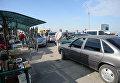 Ситуация на границе с Крымом