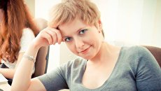 Журналистка Анастасия Рафал