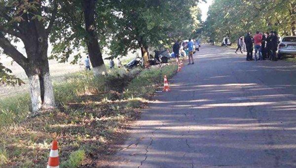 В итоге ДТП вКиевской области погибли 5 человек