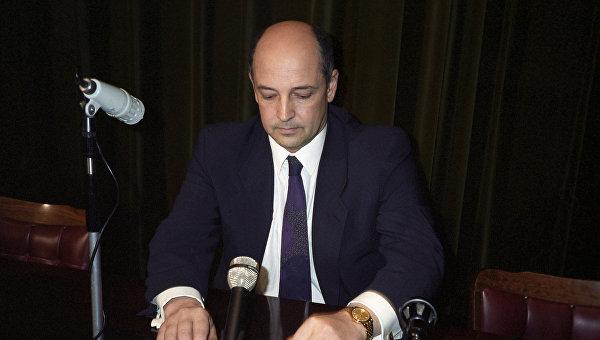 Артем Тарасов. Архивное фото