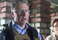 Подробности визита спецпредставителя США Курта Волкера на Донбасс