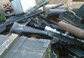 Оружие и боеприпасы в Сирии. Архивное фото
