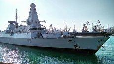 В Одессу прибыли корабли НАТО