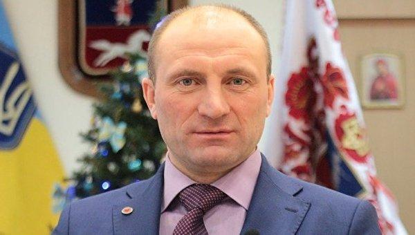 Городской голова Черкасс Анатолий Бондаренко