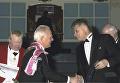 Харьковчанин Антон Саввов (справа) с мэром города Оскфорда