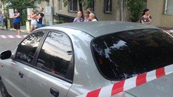 Разборки в Днепре: убит мужчина, 24 июля 2017