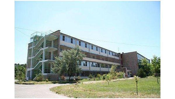 Санаторий Лазурный в Бердянске Запорожской области