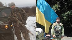 Бойцы АТО, убитые в Днепре