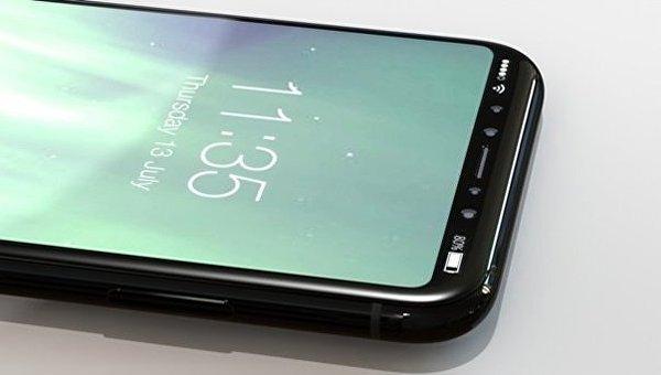 В Сети показали финальный дизайн iPhone 8