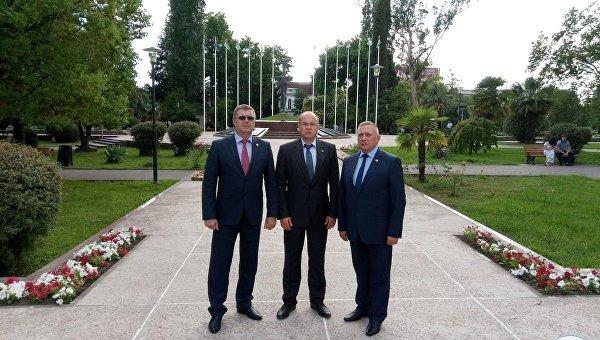 ДНР и Абхазия заключили соглашение в сфере транспорта