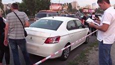 Киевлянин из ревности выстрелил в бывшего мужа своей знакомой
