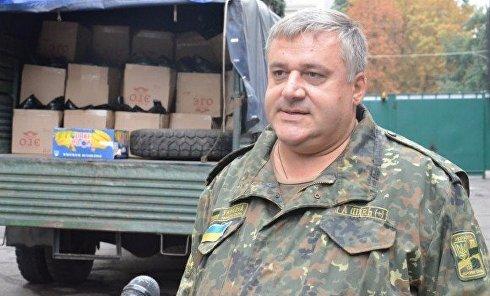 Раненный в перестрелке в Днепре ветеран АТО Эдмонд Саакян