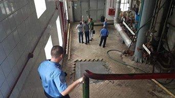 Массовые обыски на спиртзаводах Украины