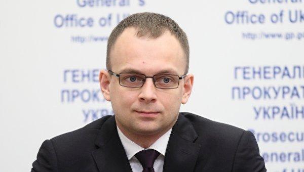 Экс-прокурор ГПУ Дмитрий Сус. Архивное фото