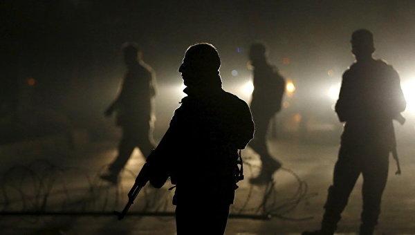Спецопреация в Афганистане. Архивное фото