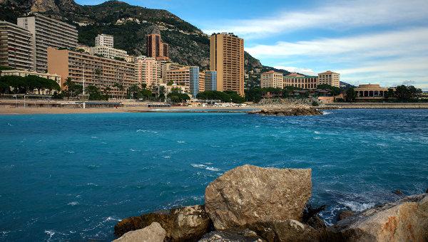 Города мира. Монте-Карло, княжество Монако