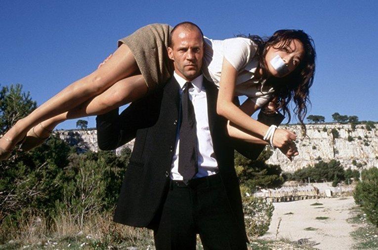 Британский актер Джейсон Стэйтем