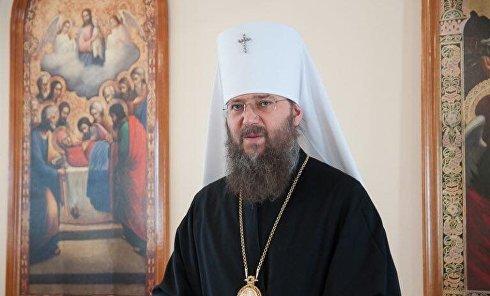 Управляющий делами УПЦ, митрополит Антоний (Паканич)