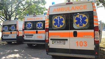 Машины скорой помощи. Архивное фото