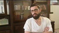 Видеообращение  Шолома Нахшона по поводу отношений с братьями Саакян