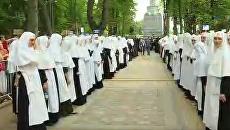 Крестный ход УПЦ МП в честь Крещения Киевской Руси
