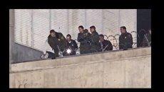 Опубликовано видео, снятое преступниками во время побега из американской тюрьмы