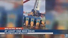 В Огайо один человек погиб, еще семь пострадали при аварии на аттракционе