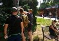 В Одессе устроили ксенофобскую акцию против ромов