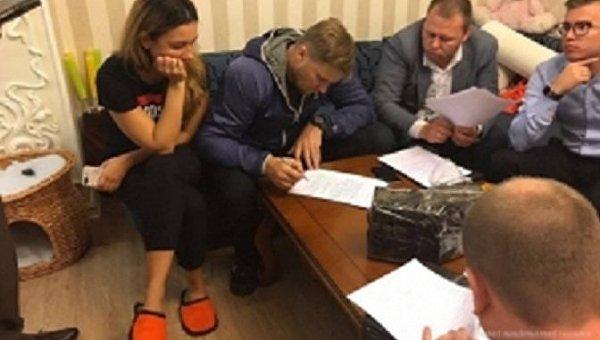 ВГПУ подтвердили проведение обыска вдоме Трояна