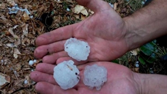 Непогода в Кривом Роге